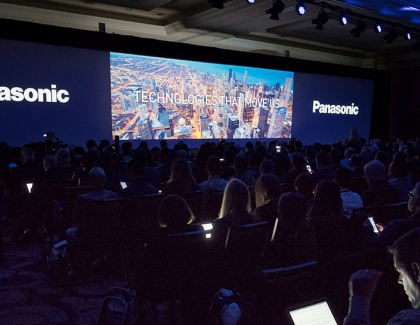 Panasonic at CES 2020