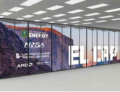 Next-Generation AMD EPYC CPUs and Radeon Instinct GPUs Enable El Capitan Supercomputer to Break 2 Exaflops Barrier