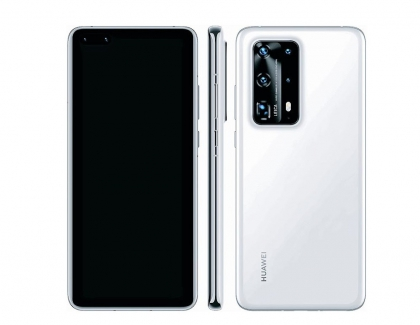 Huawei P40 Pro Premium Photos and Specs Appear Online
