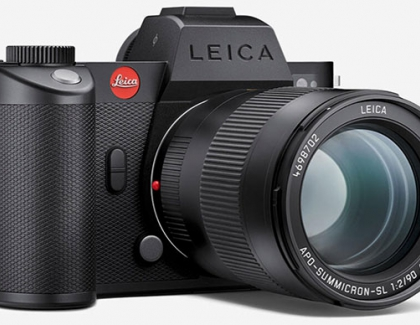 LEICA announces SL2-S 24-megapixel, 4K/60p camera