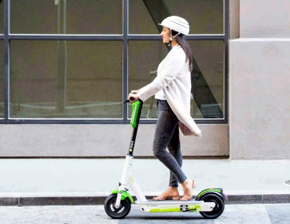 Uber and Alphabet Lead $170 Million Investment Into Lime Electric Scooters