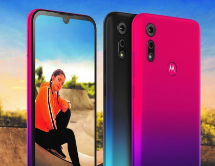 Motorola Launches the moto e6s