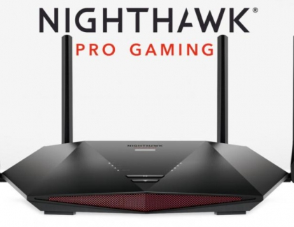 NETGEAR Launches Nighthawk Pro Gaming XR1000 WiFi 6 Router