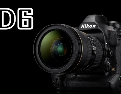 Nikon to Delay the Release of the Nikon D6 Digital SLR Camera
