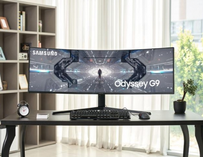 Samsung Globally Launches Highest Performance Curved Gaming Monitor Odyssey G9