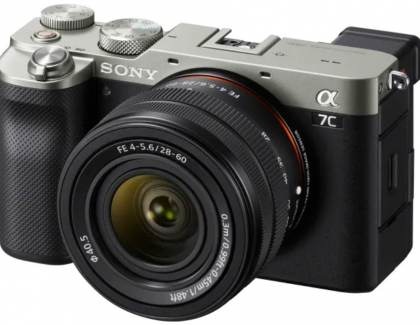 Sony Introduces Alpha 7C Camera and Zoom Lens
