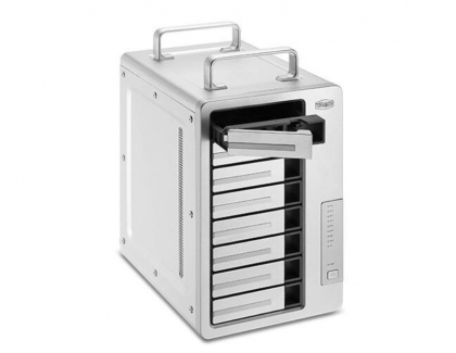 TerraMaster Launches F8-422 8-Bay 10GbE NAS