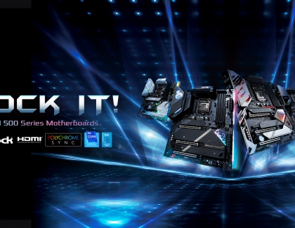 Manufacturers announce Z590 chipset motherboards