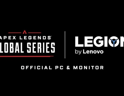 Lenovo Extends Exclusive Lenovo Legion PC and Monitor Partnership with Apex Legends Global Series