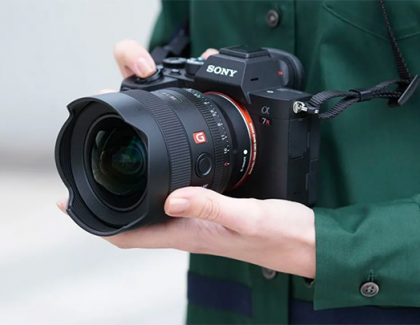 Sony Announces the FE 14mm F1.8 G Master Prime