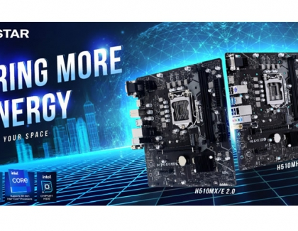 BIOSTAR ANNOUNCES THE INTEL H510 SERIES MOTHERBOARDS
