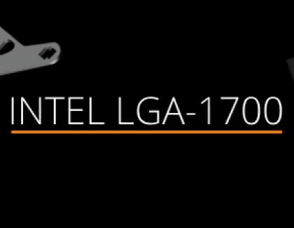 be quiet! prepares its CPU coolers for Intel LGA 1700 socket