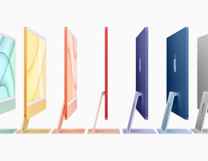 All-new iMac features stunning design in a spectrum of vibrant colors, the breakthrough M1 chip, and a brilliant 4.5K Retina display