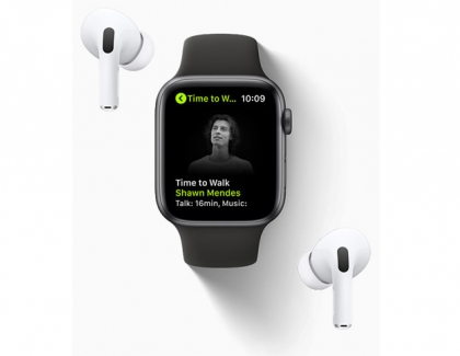 Time to Walk: An inspiring audio walking experience comes to Apple Fitness+