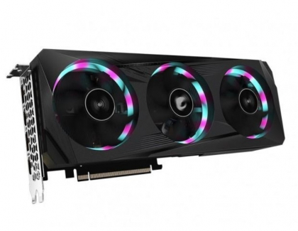 Gigabyte releases OC version of GeForce RTX 3060 Ti