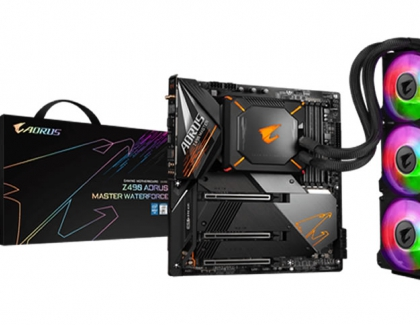 GIGABYTE Z490 Motherboards will Perfectly Support 11th Gen. Intel Processors