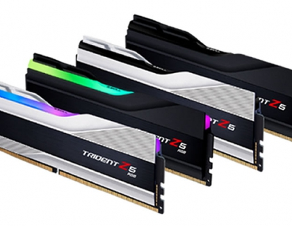 G.SKILL Announces Flagship Trident Z5 Family DDR5 Memory