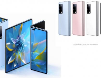 Huawei announces Mate X2 foldable phone