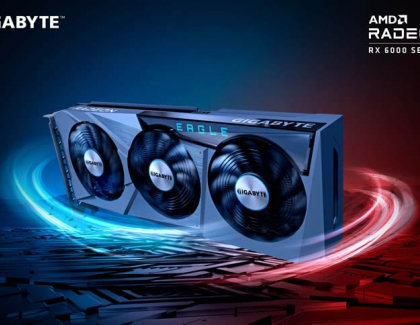 GIGABYTE Launches AMD Radeon™ RX 6600 EAGLE 8G Graphics Card