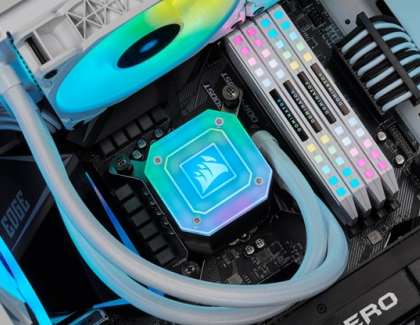 Keeping Your CPU Cooler on the Cutting-Edge – CORSAIR All-in-One Coolers are Ready for LGA 1700 and Intel® Alder Lake Processors
