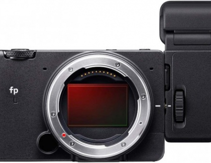 Sigma announces fp L 61-Megapixel Full-frame Mirrorless Camera