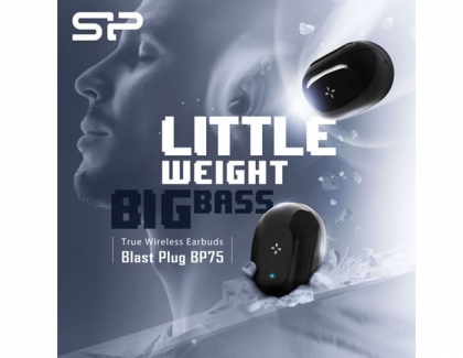 Silicon power announces new wireless Earbuds