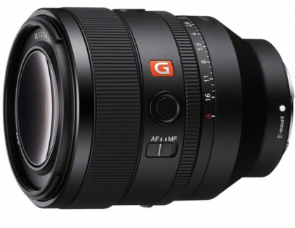 Sony introduces FE 50mm F1.2 G Master Lens
