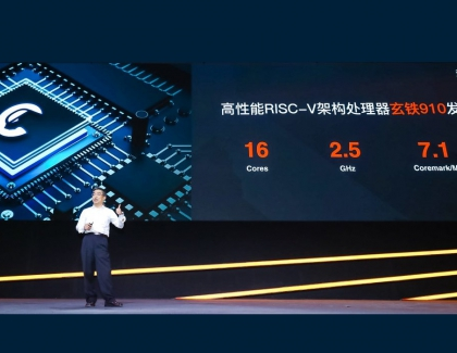 Alibaba's Pingtouge Launches Own RISC-V Processor