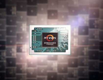 AMD Expands Embedded Product Family With New Ryzen Embedded R1000