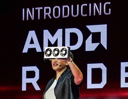 AMD's Su Says Real-Time Ray tracing is Coming