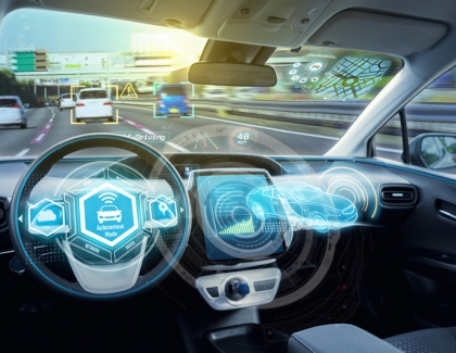 Arm Unveils new Chip For Self-driving Car Sensors
