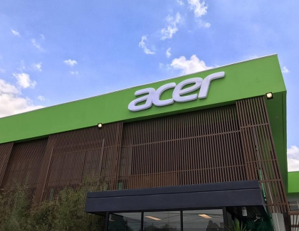 Acer to Introduce Gaming and Enterprise Products Under New Brand