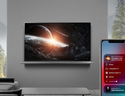 LG Releases Apple Airplay 2 on 2019 THINQ AI TVs