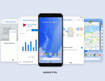 Google's Android Serves the Latest Smartphone Trends