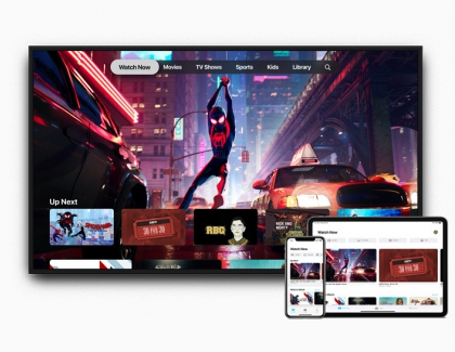 Apple Redesigns Apple TV App Ahead of Apple TV+ Launch
