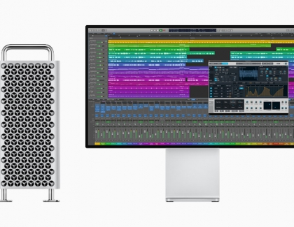 Logic Pro X Update Taps the Power of the New Mac Pro