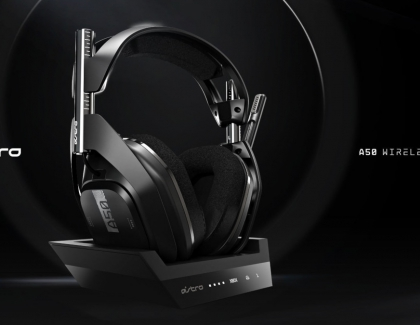 ASTRO Gaming A50 Wireless Gaming Headset Released