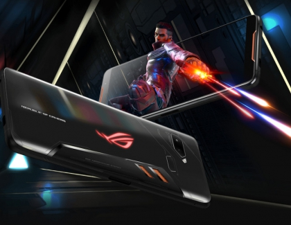 Asus Posts Quarterly Loss As it Focuses on Gaming Phones