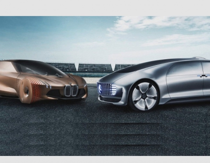 Daimler AG and BMW Group to Jointly Develop Technologies for Automated Driving