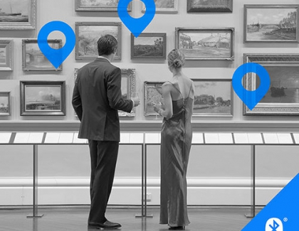 Bluetooth Direction Finding Feature Enables Location Services Accurate to Within 10 cm