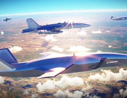 Boeing Introduces Unmanned Fighter Aircraft For Air Support Missions