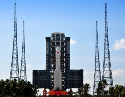 China Says Its New Rocket Can Challenge SpaceX