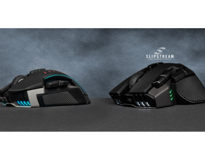 Corsair Launches Two New Gaming Mice – IRONCLAW RGB WIRELESS and GLAIVE RGB PRO