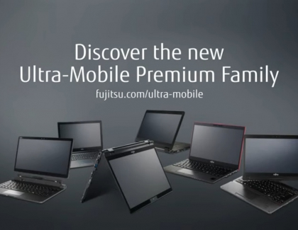 Fujitsu Launches Seven New Models of Enterprise Notebooks and Tablets in 3 Series