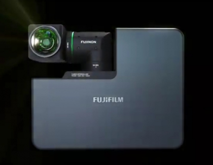 Fujifilm Releases the PROJECTOR Z5000