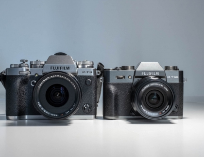 Fujifilm Launches the X-T30 and XF 16mm f/2.8 Lens