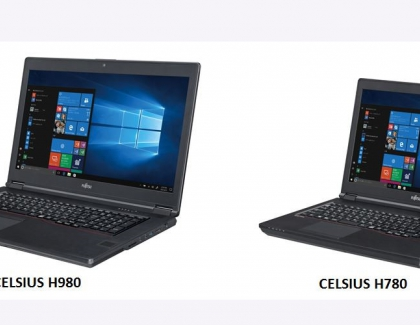 Fujitsu Launches Two New Mobile Workstation H Series Models for Enterprises