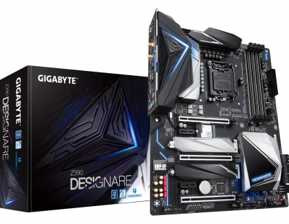 GIGABYTE Presents The Z390 DESIGNARE Motherboard For Designers, New EPYC Motherboards and 2U 4-Node Server
