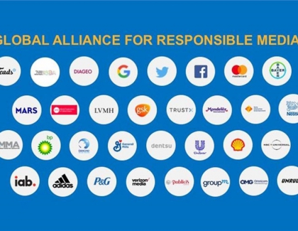 Global Alliance for Responsible Media Launches to Tackle Online Threat