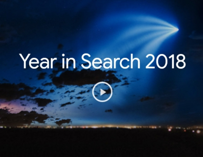 The Year in Google Search